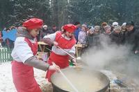 Народный праздник «Каляды» пройдет 14 января в Печерском лесопарке