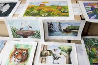 21 апреля состоится церемония награждения победителей областного конкурса детского изобразительного искусства «Мир красоты в красках»