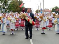 15 ноября в г. Могилев пройдет областной фестиваль-ярмарка тружеников села «Дожинки-2019»