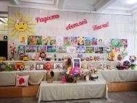 В Центре досуга и творчества г.Бобруйска начала работать пасхальная выставка