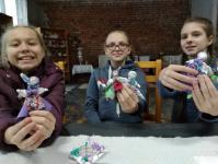 8 декабря в Центре досуга и творчества г.Бобруйска пройдет мастер-класс Гульнары Качан по изготовлению народной обереговой куклы