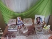 Выставка «Творчество для Вас» Полины Кравченко открылась в Центре досуга и творчества г. Бобруйска