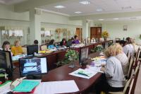 Областной семинар-практикум «Сучасная беларуская выцінанка»
