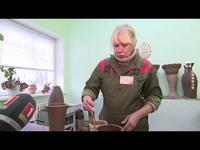 9-12 октября в п.Копысь прошел Международный пленэр декоративно-прикладного искусства «Букет Приднепровья»