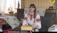 Как возрождают ткачество на Могилёвщине