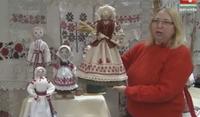 Выставка. Куклы в народных костюмах. «Традиционная культура как стратегический ресурс устойчивого развития общества»